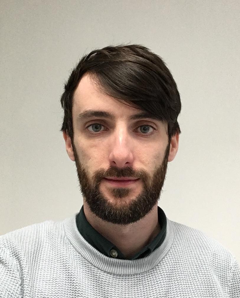 Photo of Dr Liam Gaffney